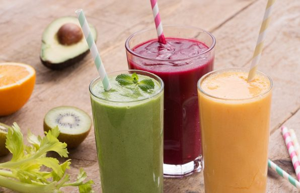 3 Detox-Smoothies