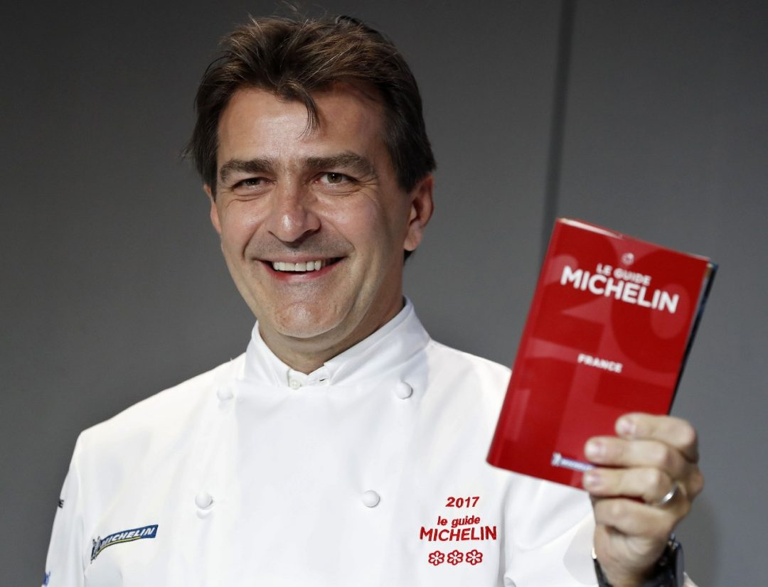 FRANCE-GASTRONOMY-MICHELIN