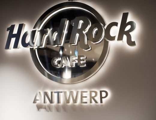 ANTWERP PREVIEW NEW HARD ROCK CAFE