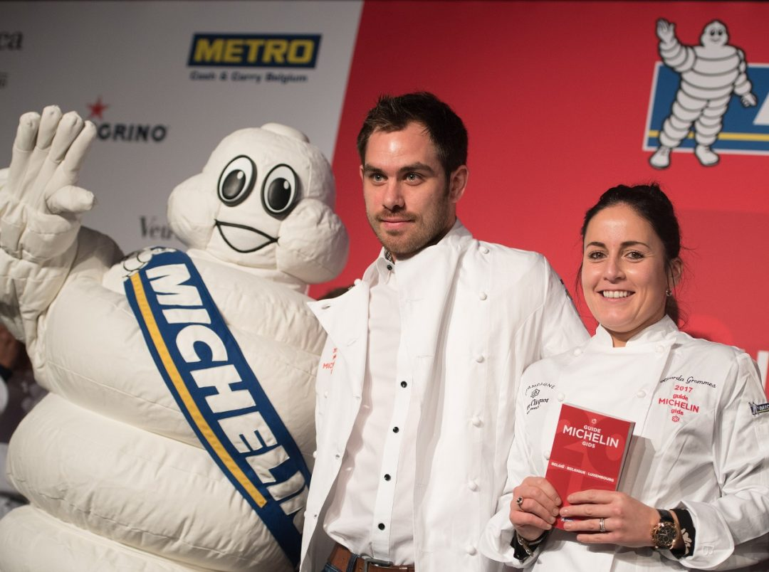 MICHELIN GUIDE BELGIUM LUXEMBOURG 2017