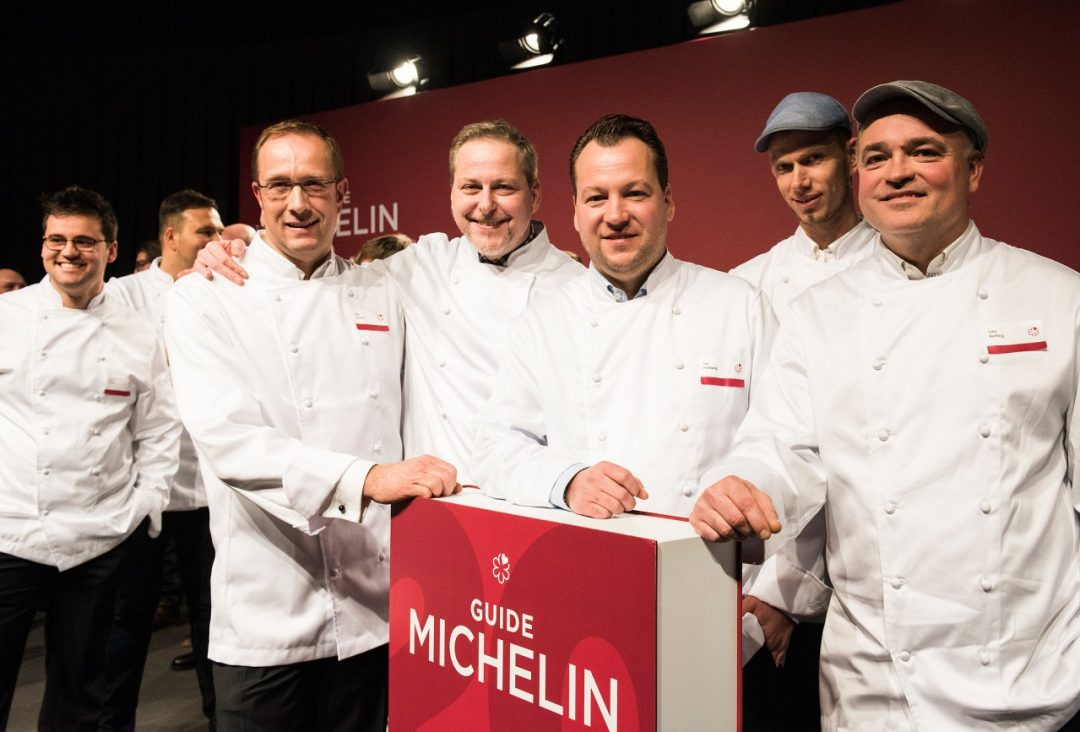 «Guide Michelin» in Potsdam