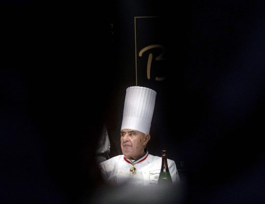 FILES-FRANCE-BOCUSE-CHEF-OBIT-FOOD-GASTRONOMY